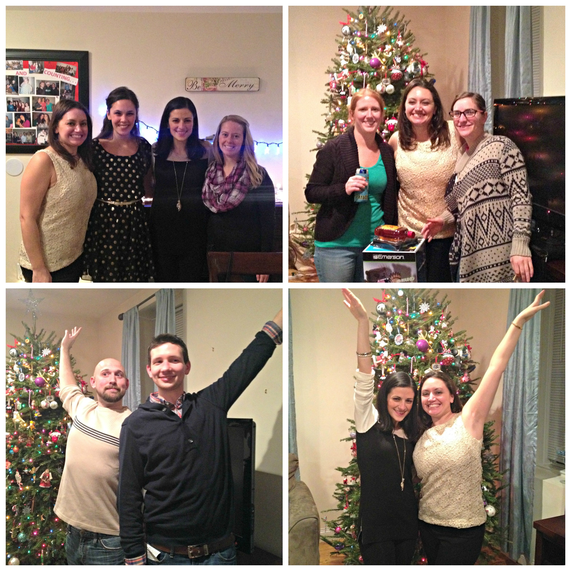 Shannons Christmas Party 2014