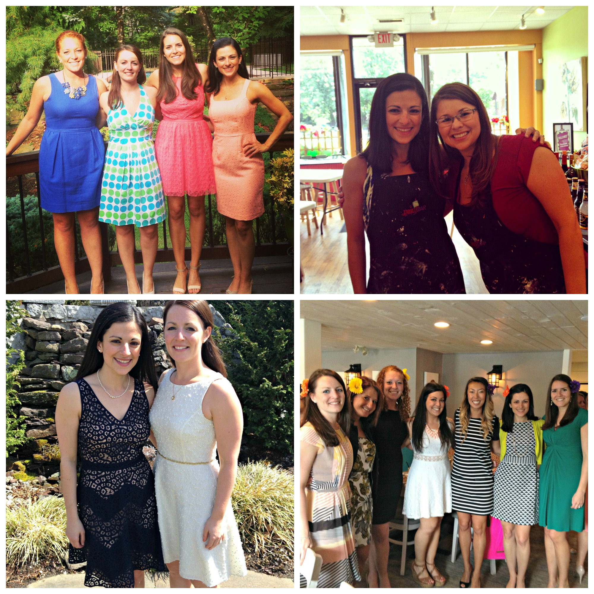2014 Bridal Showers