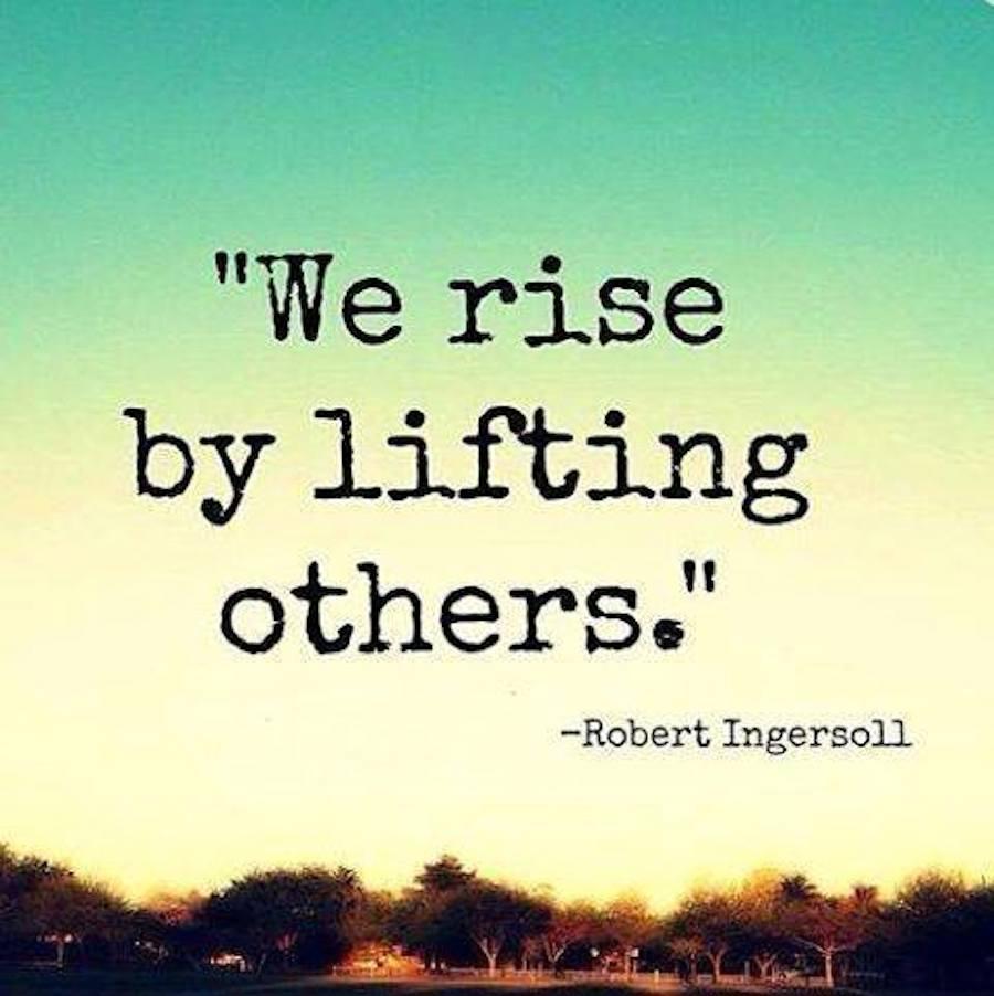 we rise quote