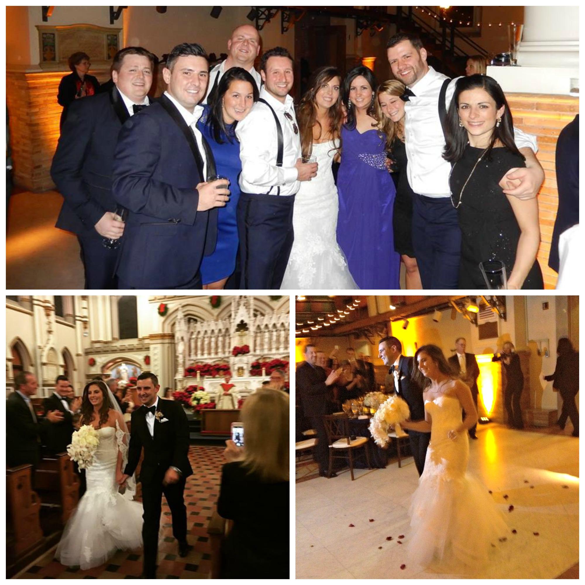 Doug and Carolyn's Wedding
