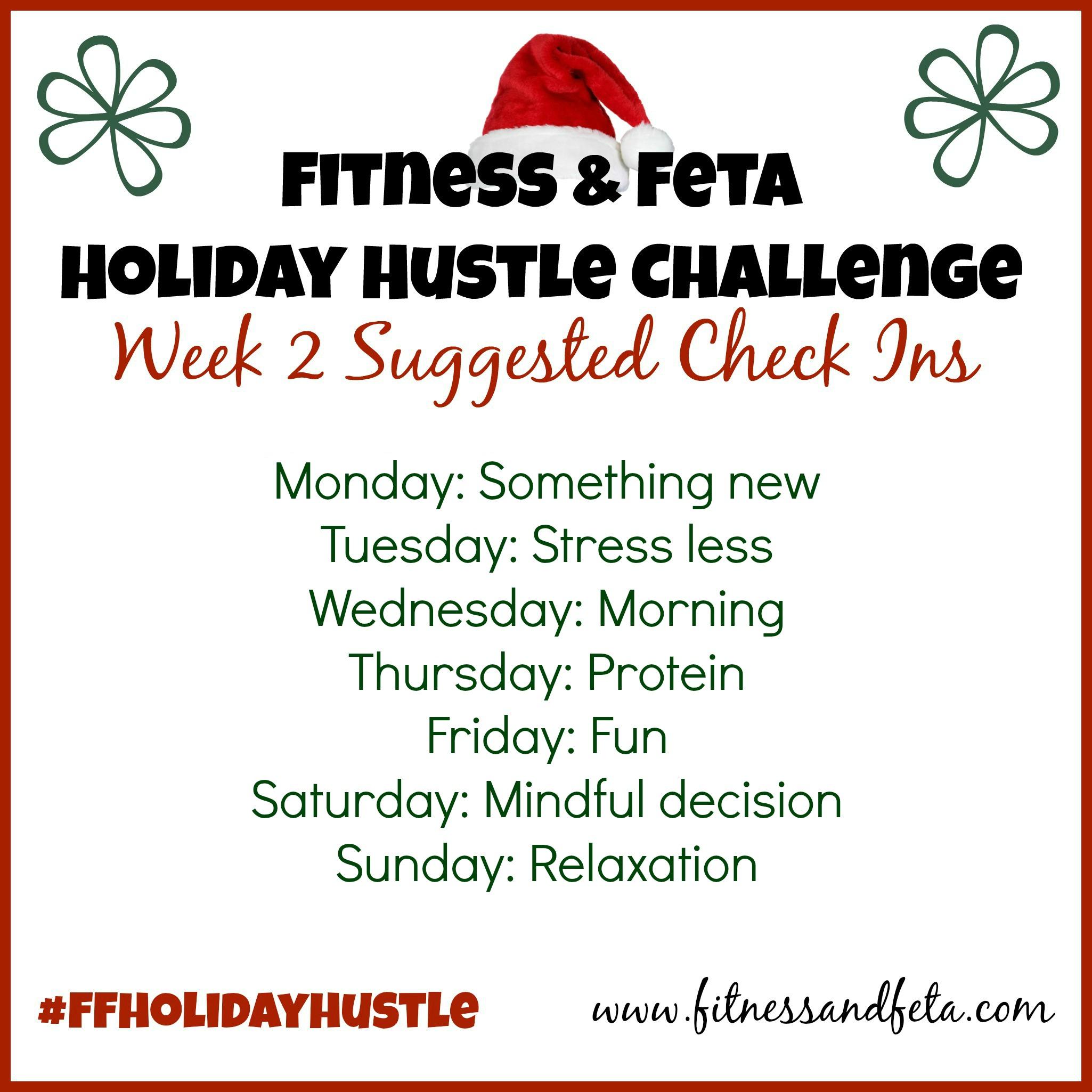 Week 2 Check Ins