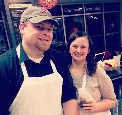 Journey to Fit: Bill and Lauren Cooking Class