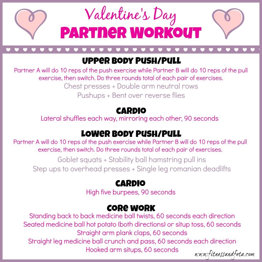 Valentine's Day Workout 2015