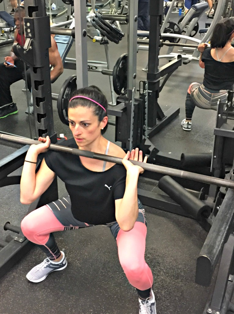 The Quad Crusher: Barbell Front Squat