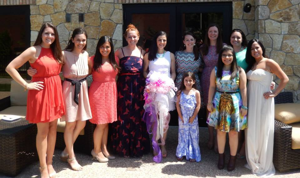 My Bridal Shower - All Of Us