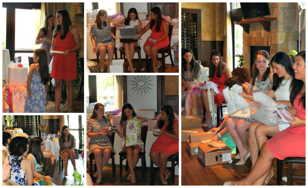 My Bridal Shower - Gifts