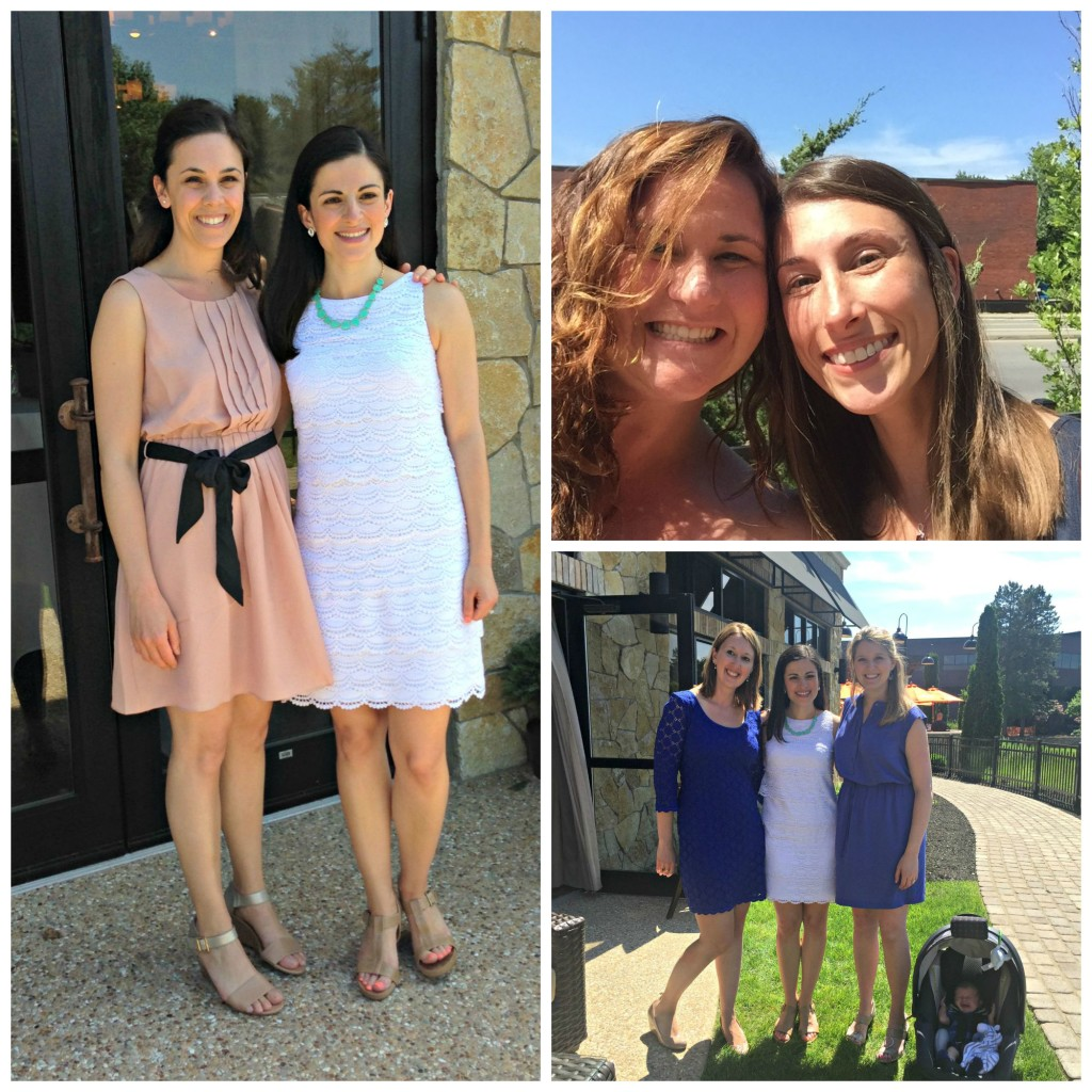 My Bridal Shower - Picturs Outside