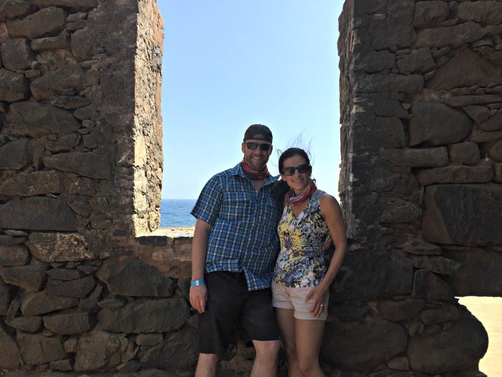 Aruba Honeymoon: Gold Mine Ruins