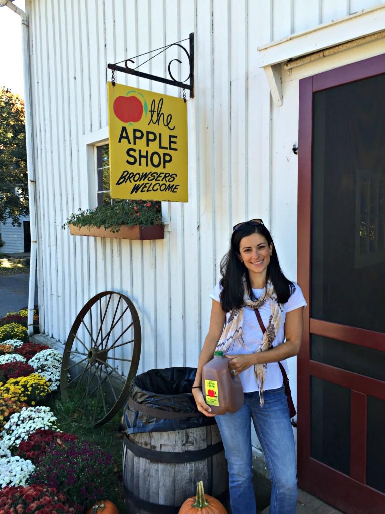 The Apple Shop at Shelburne Farms