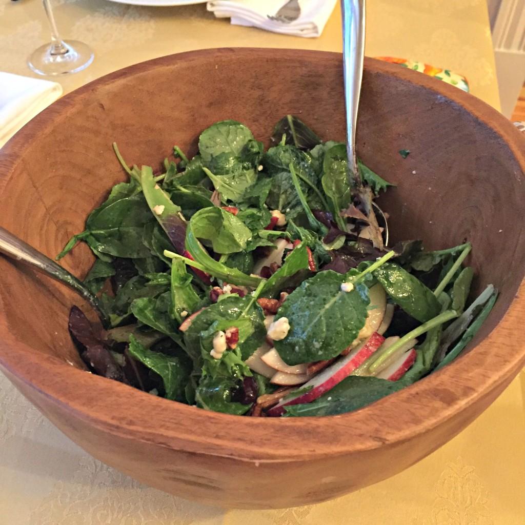 Friendsgiving 2015: Salad