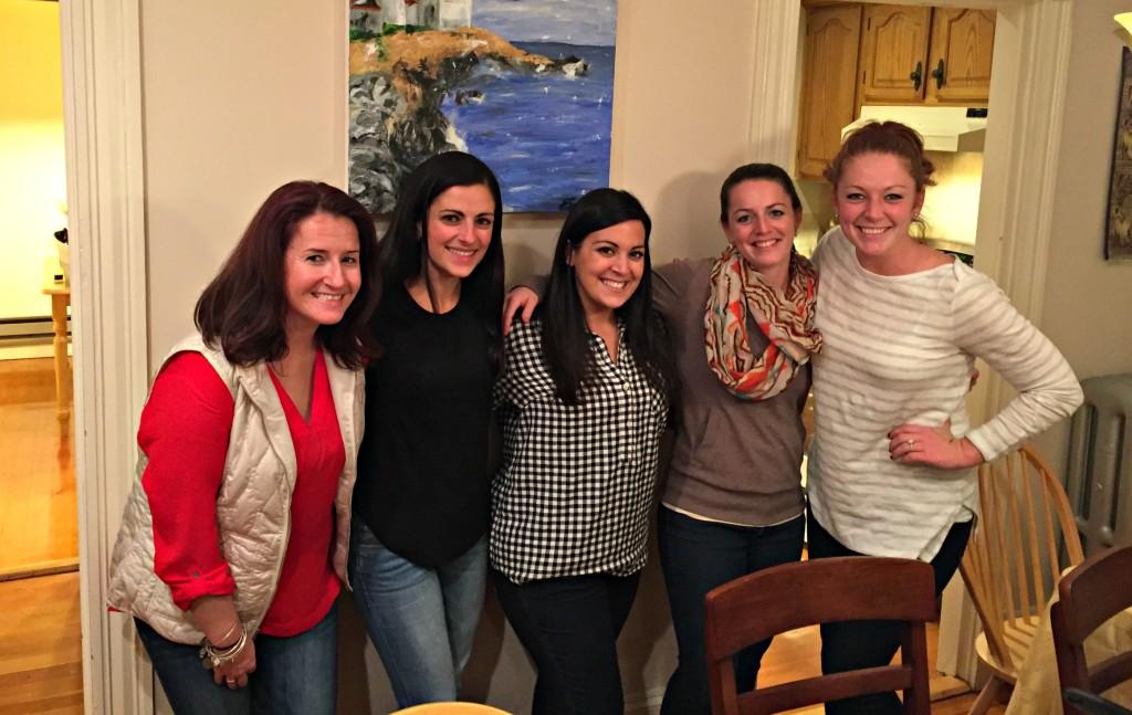 Friendsgiving 2015