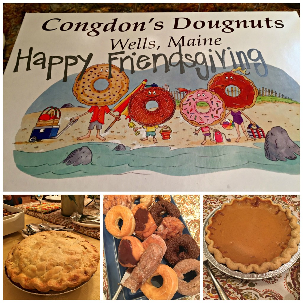 Friendsgiving 2015 Dessert