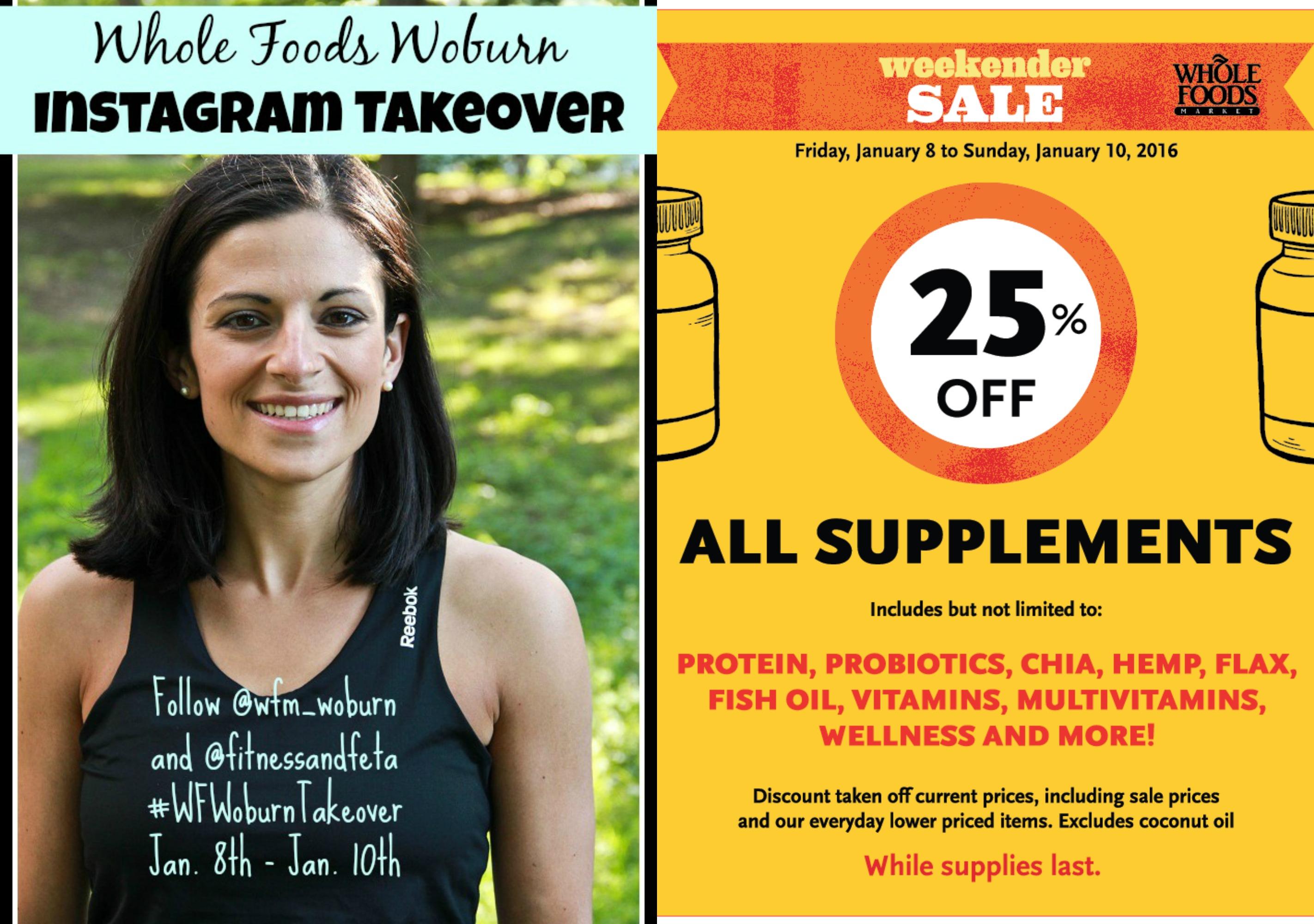 Whole Foods Woburn Sale