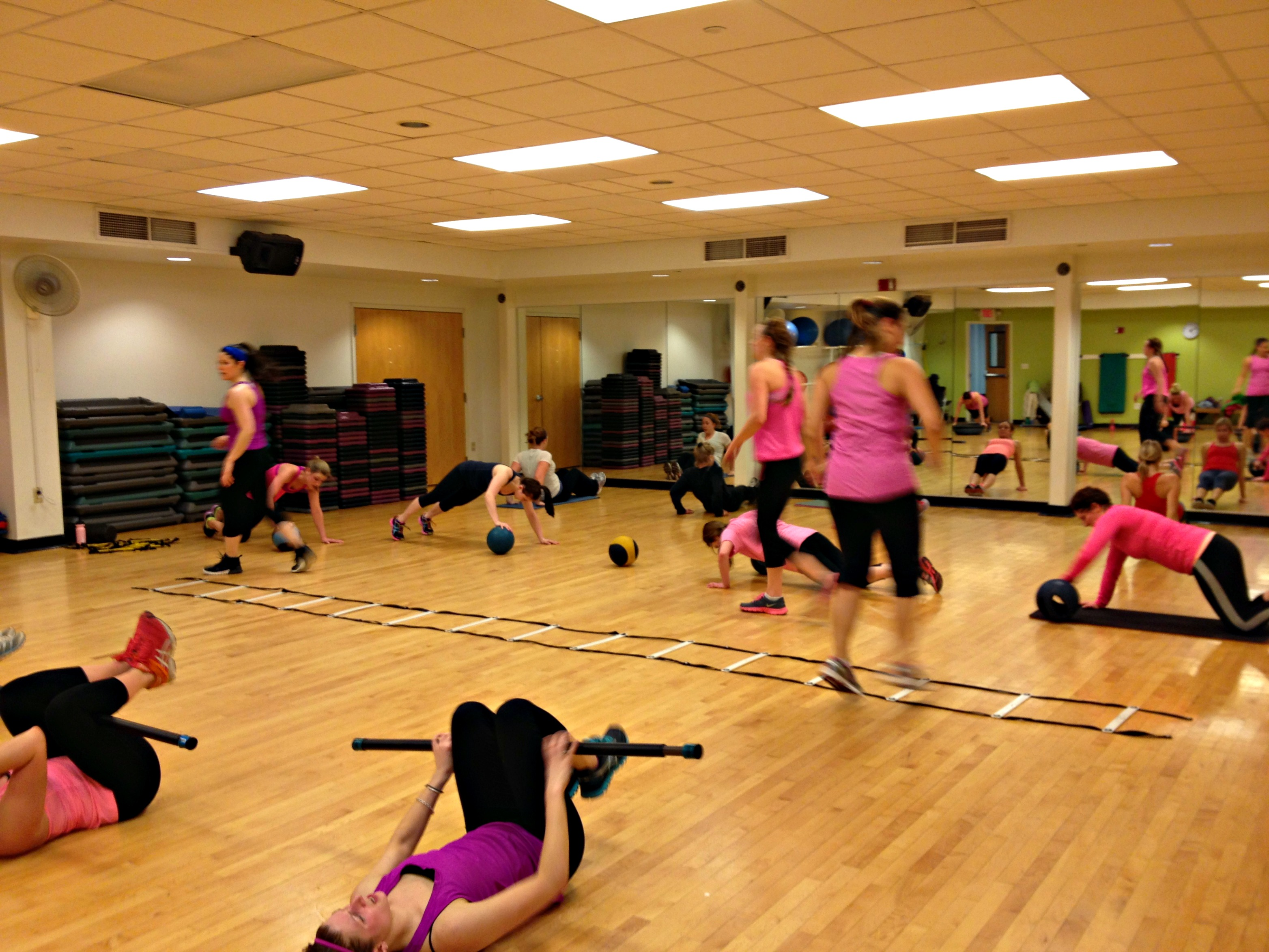 Three Mistakes I Made As A Beginner Fitness Instructor Achieve Circuit Training For Beginners With Athena