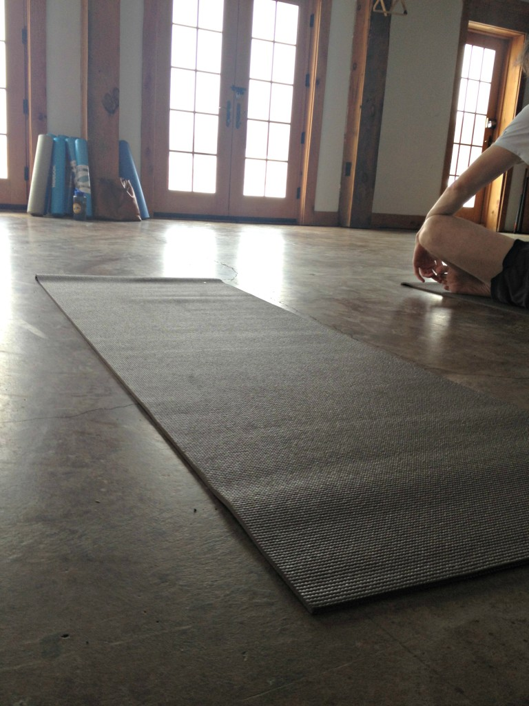 Perfect Vermont: Yoga Class