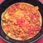 turkey barley chili