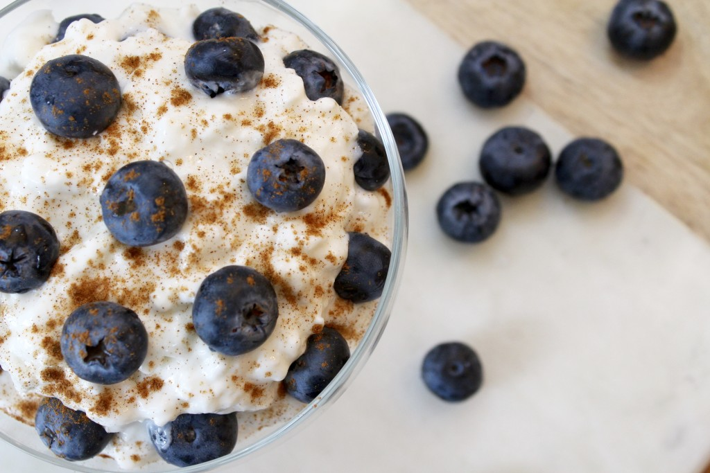 Hood® Cottage Cheese with Blueberries