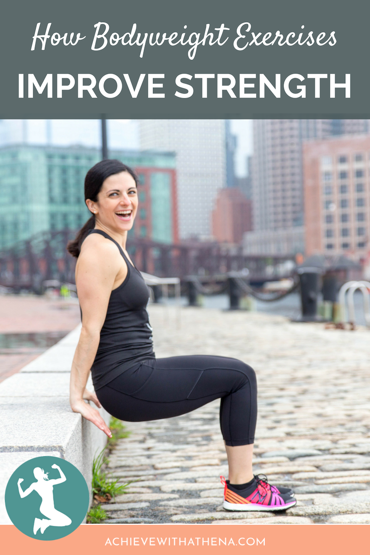 Can Bodyweight Exercises Get You Strong? | Achieve with Athena